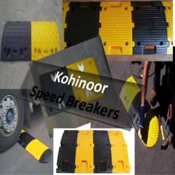 Readymade Speed Breakers