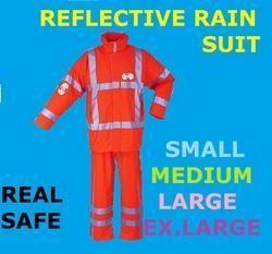 Reflective Rain Suits