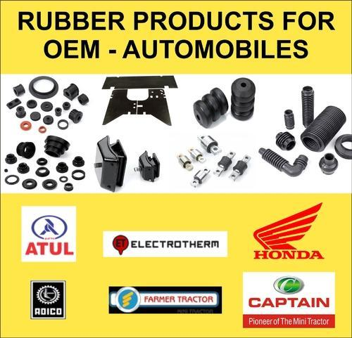 Rubber Products for Automobile Industry