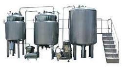 Oral Liquid Manufacturing Plant