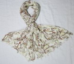 Rayon Printed Stole