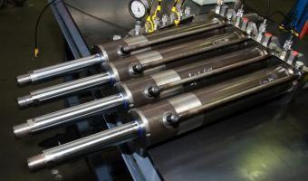 Cylinders (Hydraulic)