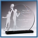 Acrylic Sports Trophies