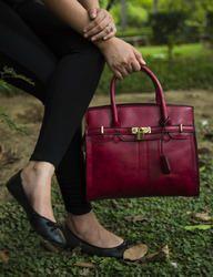 Lock Elegant Ladies Bag