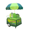 Sugarcane Juice Vending Cart