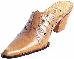 Shoe Fabric Engraving