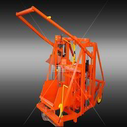 Global -430 Manual Concrete Block Machine