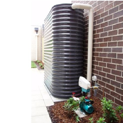 Water Harvesting Plant