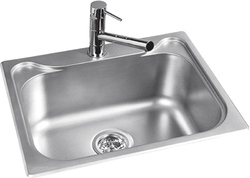 Stainless Steel Kitchen Sinks - Manufacturer from Pune