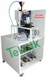 Solid Liquid Extraction Unit
