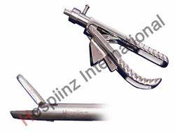 Needle Holder Tc Tip 5mm Handle E Model Straight