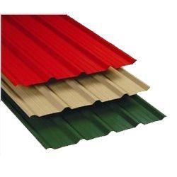 Ppgi Corrugated Sheet Prepainted Galvanised Iron