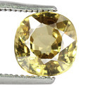 Brown Zircon Precious Gemstone