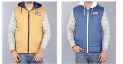 Men's Sleeveless Jackets