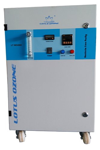 Drinking Water Ozone Generators