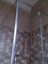 Tailor Made L Shape Shower Enclosure
