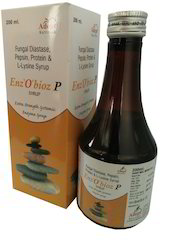 Fungal Diastase, Pepsin and Protein Syrup