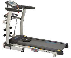 Low Impact Motorised Treadmill Wc6111M