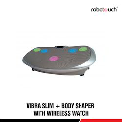 Vibraslim Full Body Massager Shaper With Wireless Watch