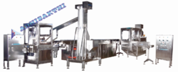 Hot Filling,Cooling & Capping Machine