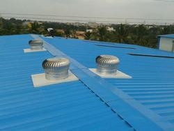 Airier Wind Driven Roof Ventilator