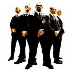 bodyguards services