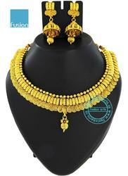 South Indian Style Jewellery Necklace Set