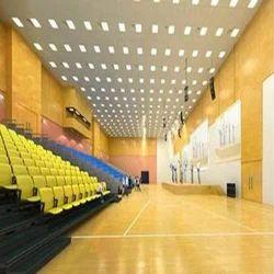 Air Cush Multipupose Hall Flooring