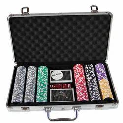 Aluminium Poker Chips Set