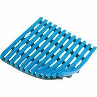 0.5mx10m Barefoot Wet Room Matting Ocean Blue