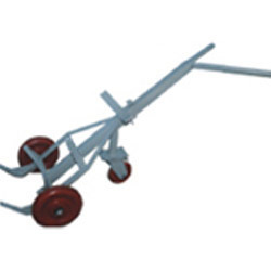 Three Wheel Drum Lifter Trolley