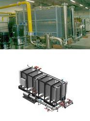 Recovery Of Wiping Chemicals In Security Press Thermoregulat