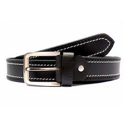 Mens Semi-Formal Leather Belt