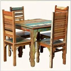 Rustic Dining and Chair - Rustic Furniture