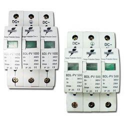 Solar Lightning Protection System