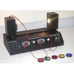Determining Planck Constant Using Photo Vacuum Tube