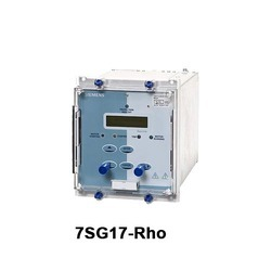 7SG17 Motor Protection Relay