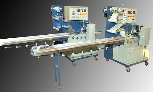 Automatic Detergent Cake Packing Machine