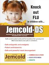Jemcold-DS Medicine