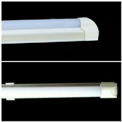 Complete Fitting Slim LED Tube Light