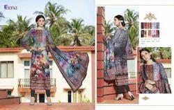 Multi Color Casual Salwar Suit
