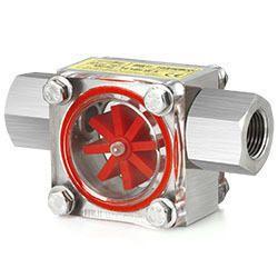 wheel flow indicator 3 8