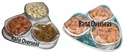 Aluminium Dry Fruit Bowl set