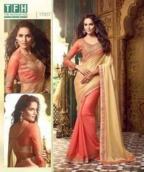 Ladies Heavy Fancy Saree