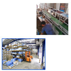 Material Handling Conveyors for Packaging Industry