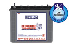 redcharge tubular battery