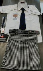 School Uniform Set For Girl