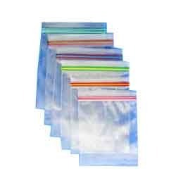 LDPE Zip Lock Bag