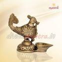 Brass Annam Deepam