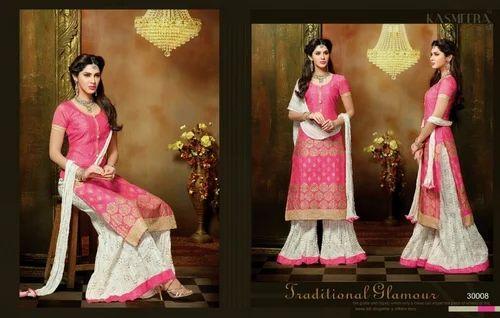 Fashionable Trendy Cotton Suits